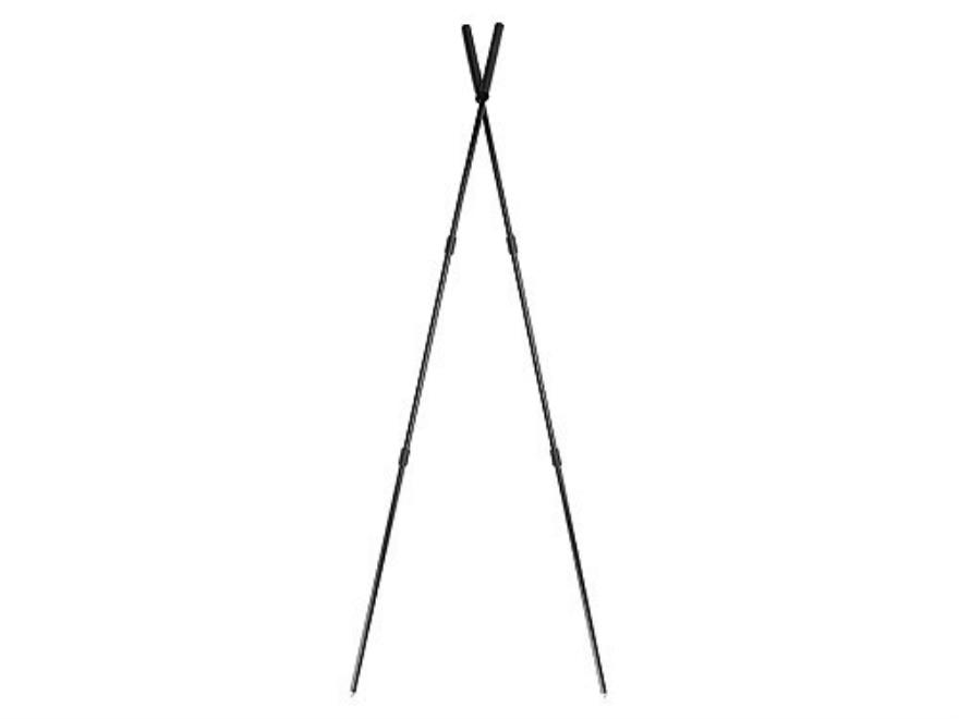 "Caldwell Bipod Shooting Sticks Sitting Model 39"" Black"