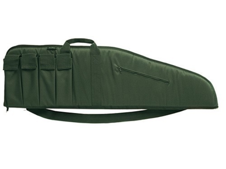 "Bulldog Extreme Tactical Rifle Gun Case 35"" with 5 Pockets Nylon"