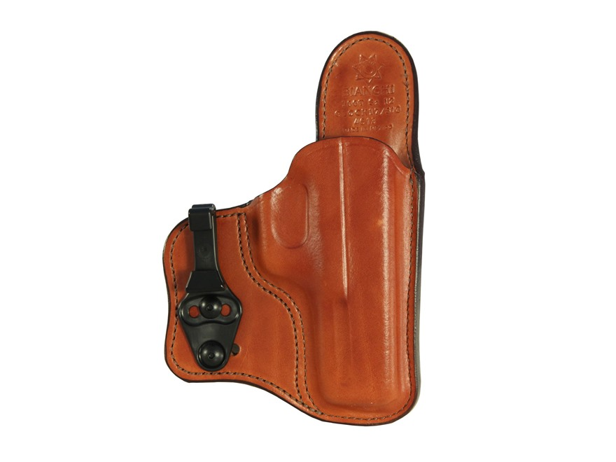 Bianchi 100T Professional Tuckable Inside the Waistband Holster Right Hand Glock 17, 19...