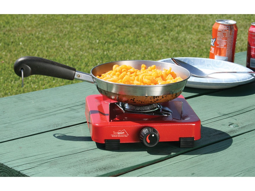 Texsport Etna Single Burner Propane Stove MPN 14204