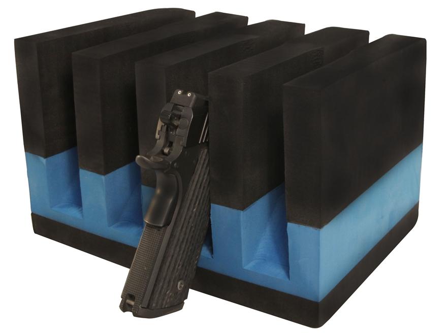 G.P.S. Foam Pistol Cradle for Handgunner Backpack