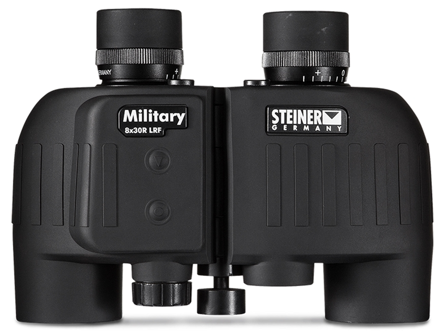 Steiner Military Laser Rangefinding Binocular 8x 30mm Porro Prism with SUMR Targeting R...