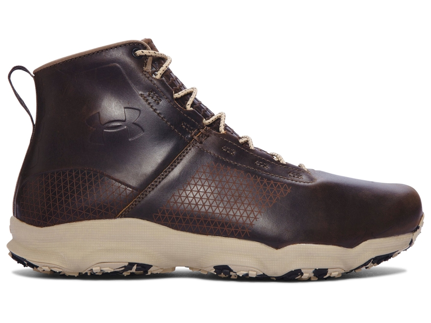 "Under Armour UA SpeedFit Hike LTHR 5.5"" Hiking Boots Leather"