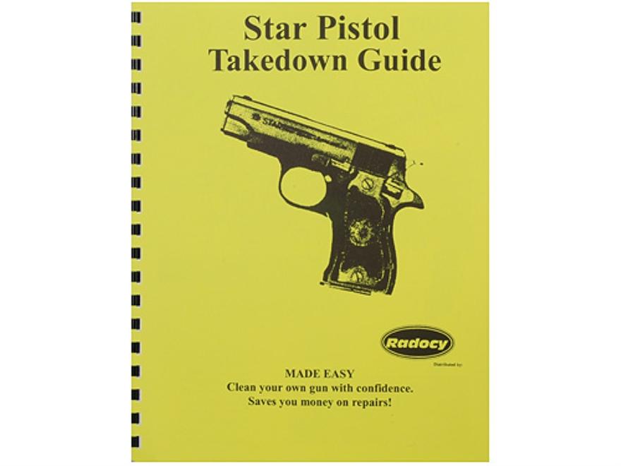 "Radocy Takedown Guide ""Star Pistol"""