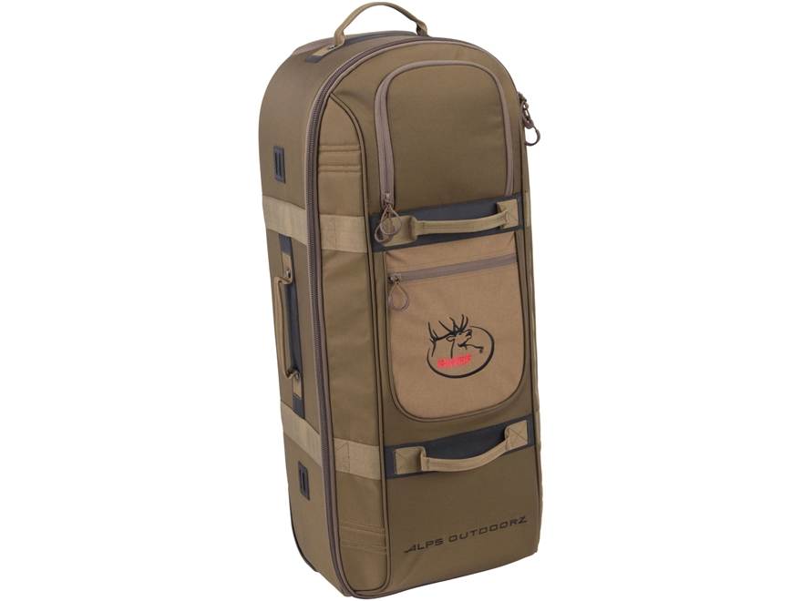 ALPS Outdoorz RMEF Journey X Duffle Bag Nylon Coyote Brown