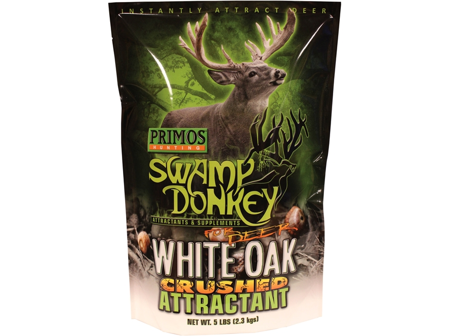 Primos Swamp Donkey Crushed White Oak Deer Attractant Powder 5 lb Bag
