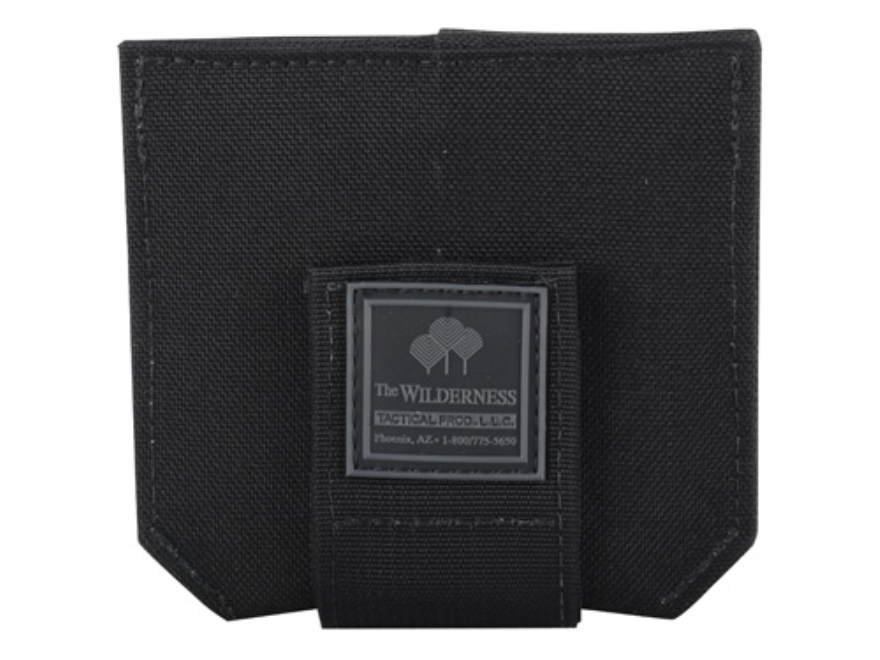 Wilderness Tactical Magazine Pouch AR-10 20 Round Nylon Black