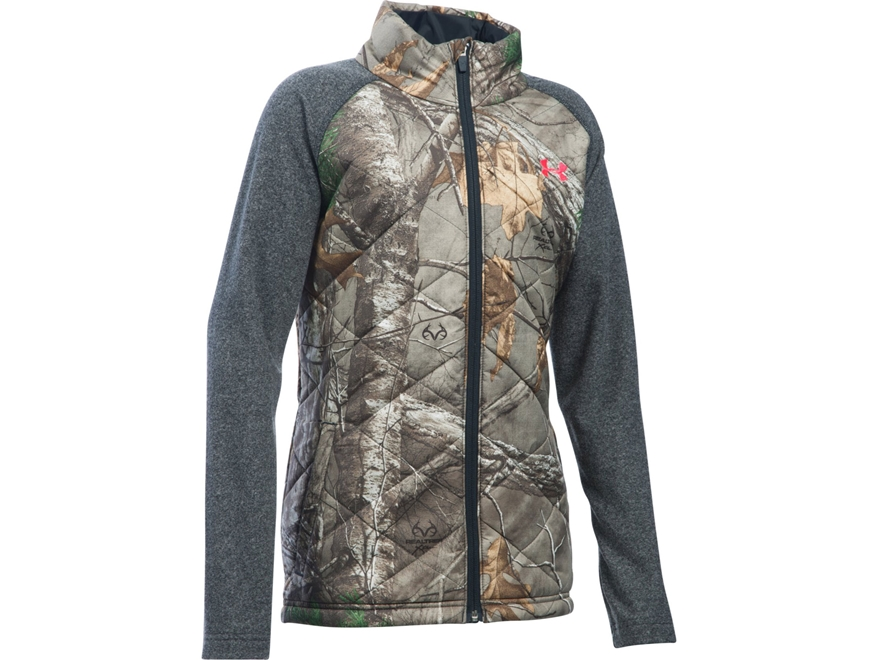 Under Armour Girl's UA Artemis Insulated Jacket Polyester Realtree Xtra Camo
