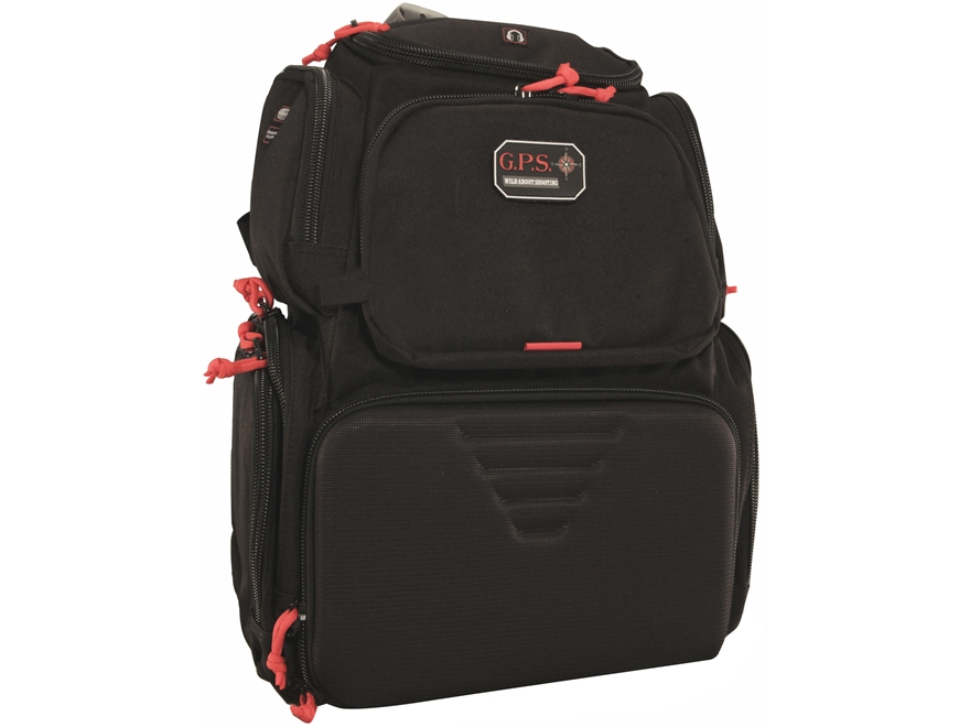 G.P.S. Handgunner Backpack Range Bag