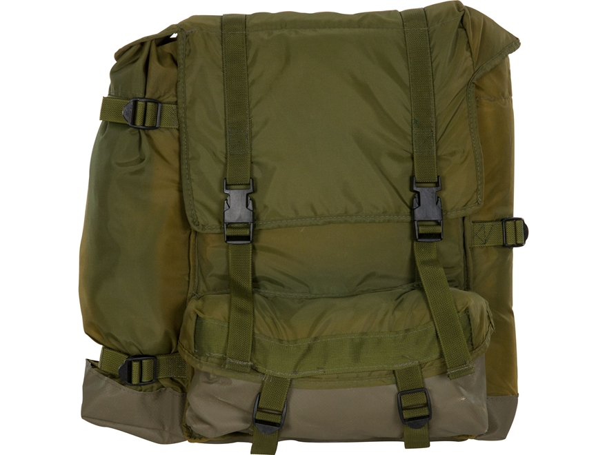 Military Surplus PRC Radio Field Pack Grade 1 Olive Drab