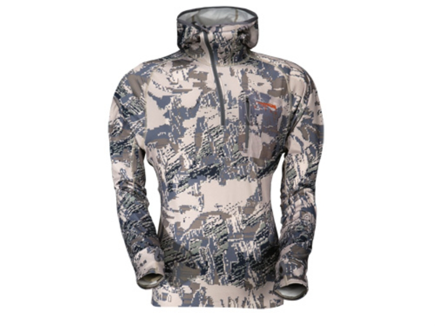 Sitka Gear Men's Traverse Hoody Polyester Gore Optifade Open Country Camo Large 42-45