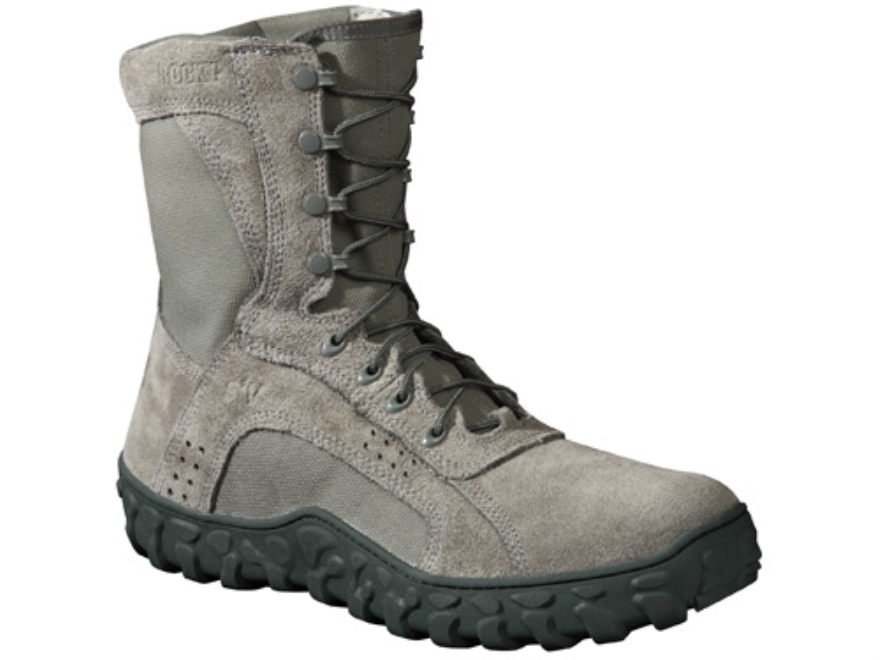 "Rocky S2V 8"" Flash and Water-Resistant 400 Gram Insulated Boots Cordura Nylon"