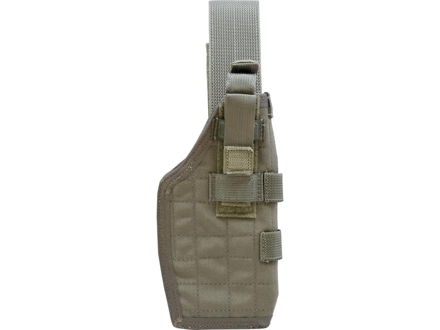 Military Surplus Drop LegHolster Grade 1 Right Hand Beretta 92F Ranger Green