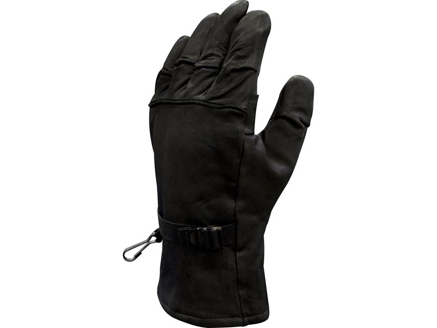 Military Surplus Intermediate Cold/Wet Weather Gloves Grade 1 Black Size 2