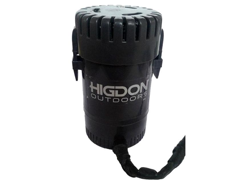 Higdon 750 GPH Motion Decoy Bilge Pump Black