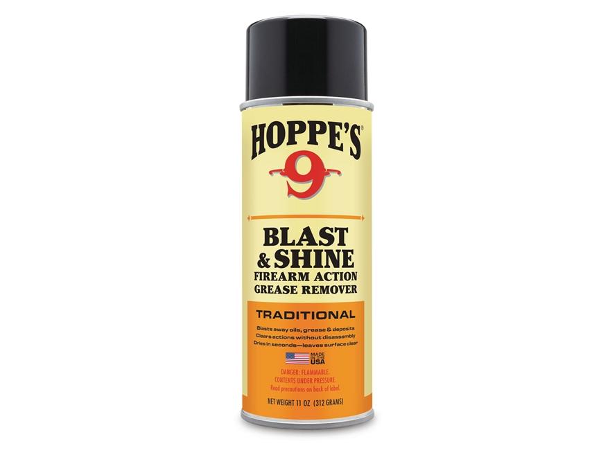 Hoppe's #9 Gun Cleaner-Degreaser 11 oz Aerosol