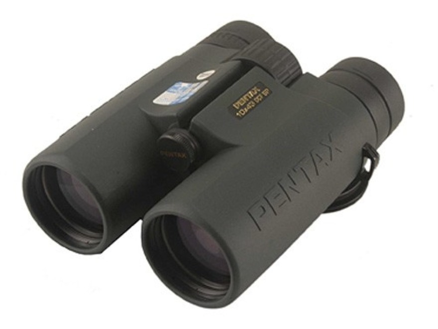 Pentax DCF SP Binocular 10x 43mm Roof Prism Black