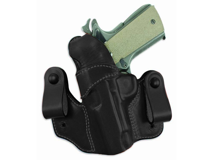 DeSantis Thumb Break Mad Max C&L Inside The Waistband Holster 1911 Government, 1911 Com...