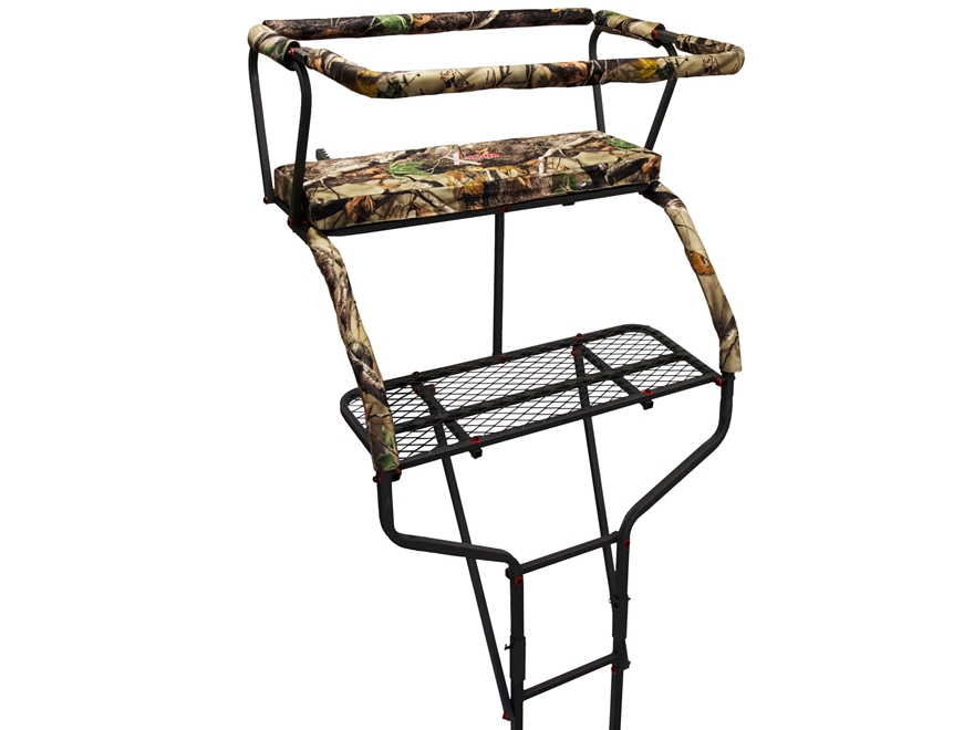 X-Stands The Bandit 18' Double Ladder Treestand Steel