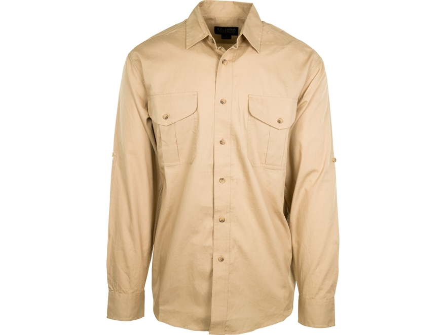 MidwayUSA Men's Dove Long Sleeve Shirt
