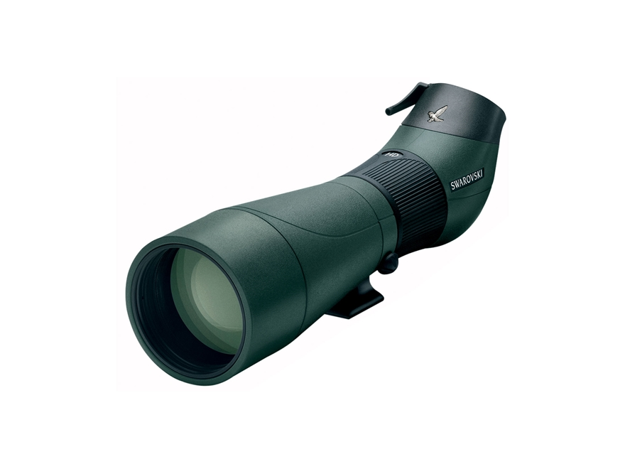 Swarovski ATS-80 HD Spotting Scope 80mm Angled Body Armored Green-Body Only