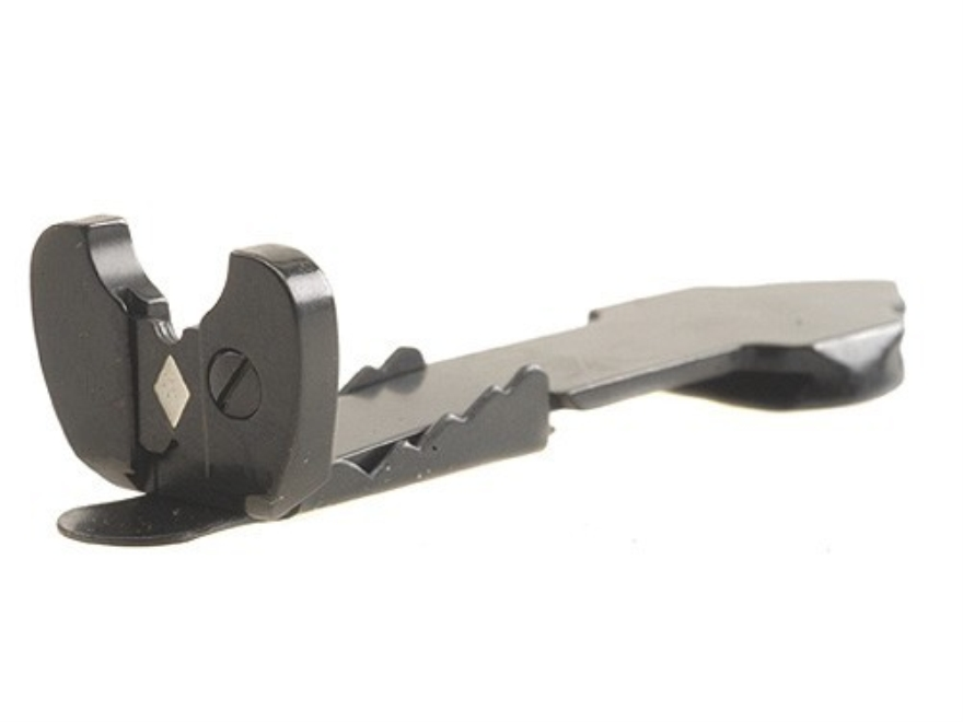 "Marble's Sporting Rear Sight Carbine-Style 1-7/8"" Short Blade Semi-Buckhorn with Double..."