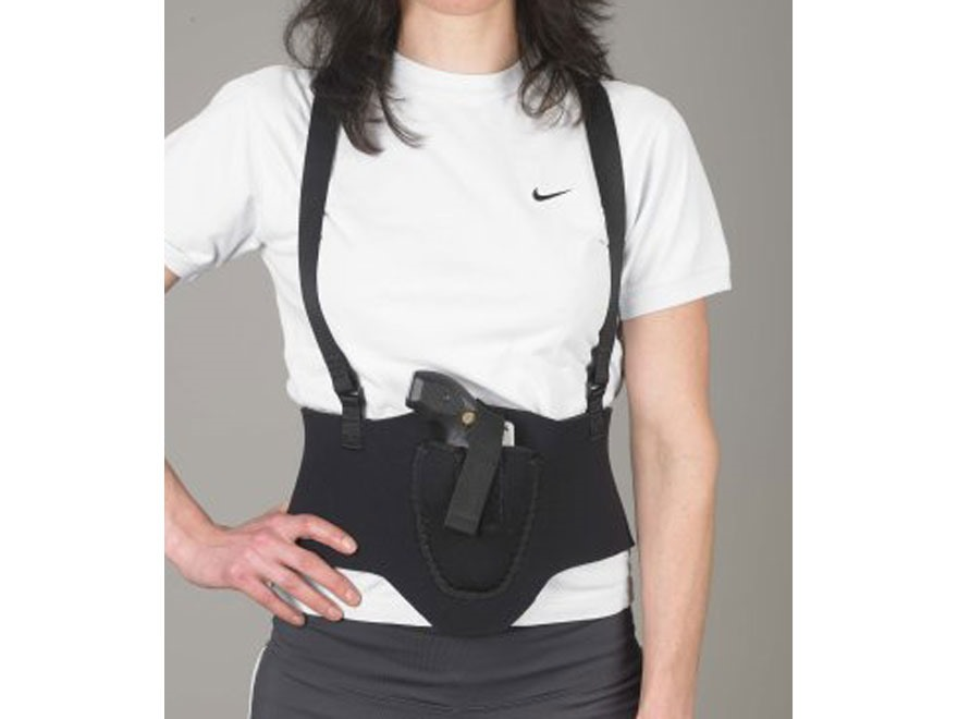 DeSantis The Stowaway Holster Fits Small Autos Black