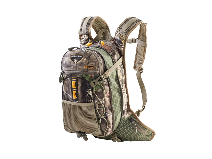 Tenzing TZ 1200 Ultra Light Day Backpack Polyester and Dyneema Mossy Oak Break Up Count...