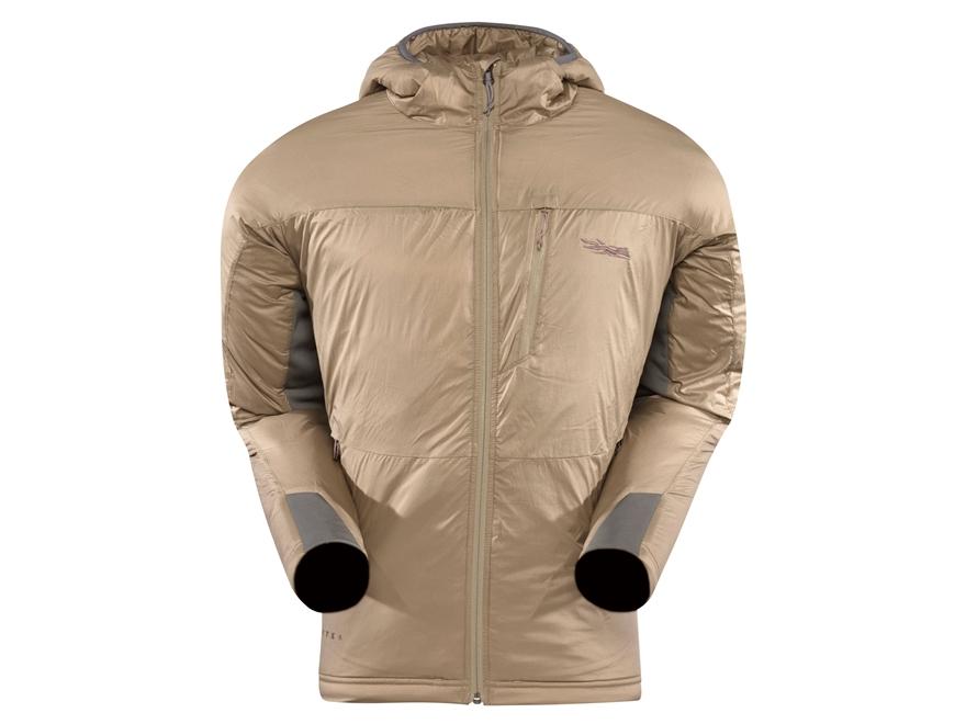 Sitka Gear Men's Kelvin Lite Insulated Hooded Sweatshirt Polyester