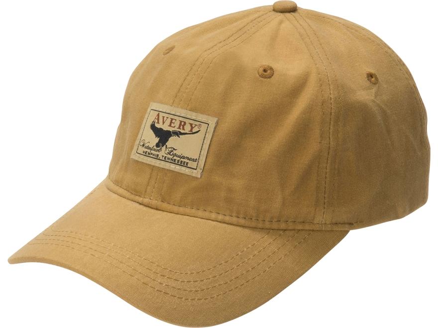 Avery Oil Cloth Logo Cap Cotton