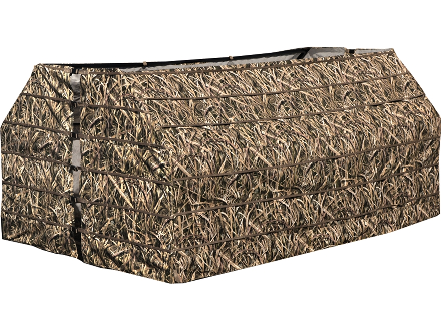 Avian-X A-Frame Portable Field Blind Mossy Oak Shadow Grass Blades Camo