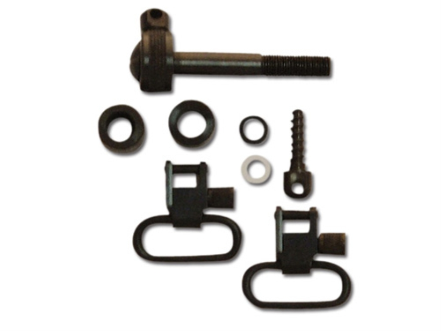 "GrovTec Sling Swivel Studs with 1"" Locking Swivels Set Remington 760 (1969-1981) & 7600..."
