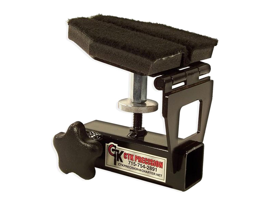 CTK Precision Shooting Rest Attachment for P3 Ultimate Gun Vise