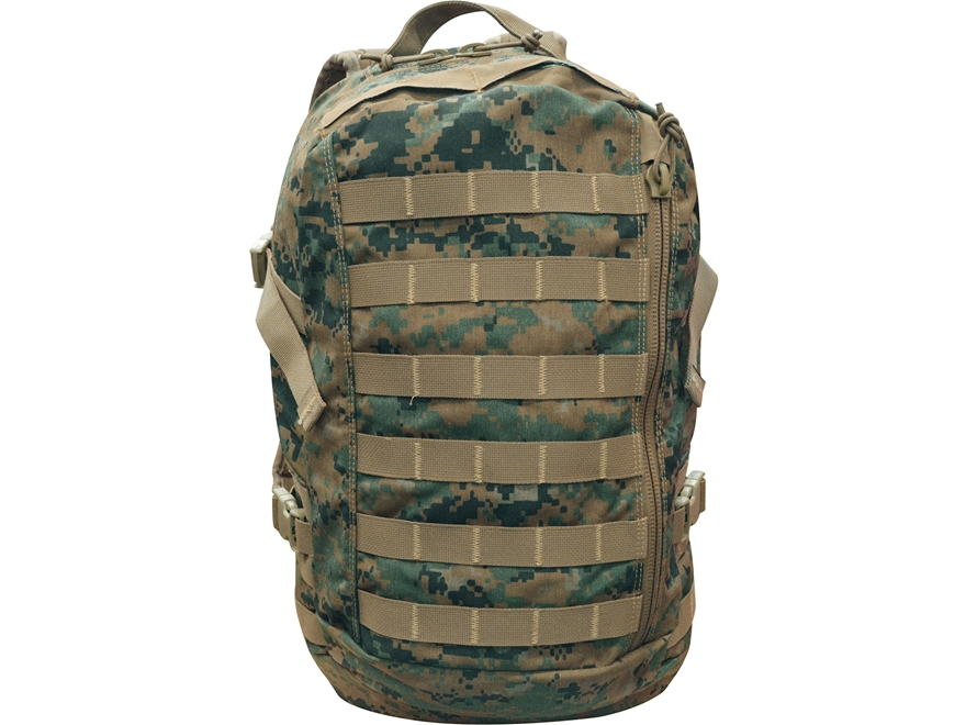 Military Surplus USMC Assault Pack Marpat