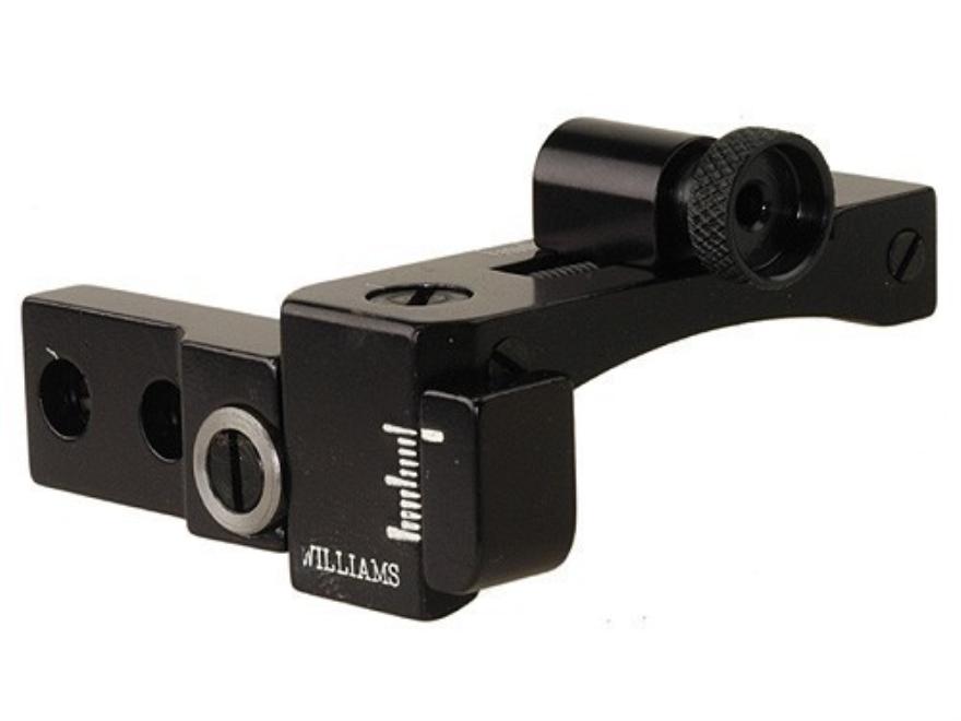 Williams FP-RU Receiver Peep Sight 44 Magnum, Ruger Carbine, 22 Long Rifle, 10/22, 10/2...