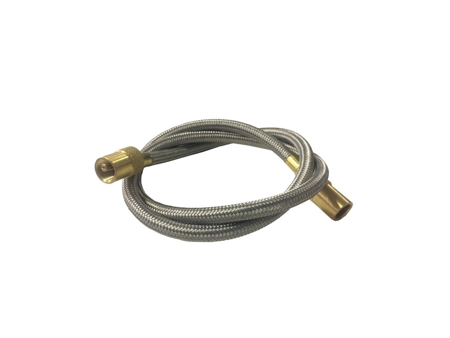 Jetboil JetLink Cooking System Accessory Hose Stainless Steel