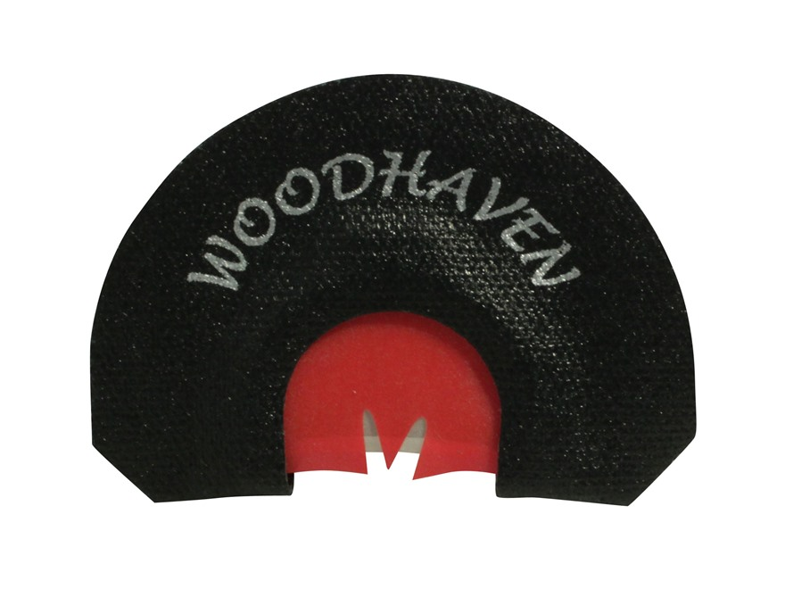 Woodhaven Black Wasp Diaphragm Turkey Call