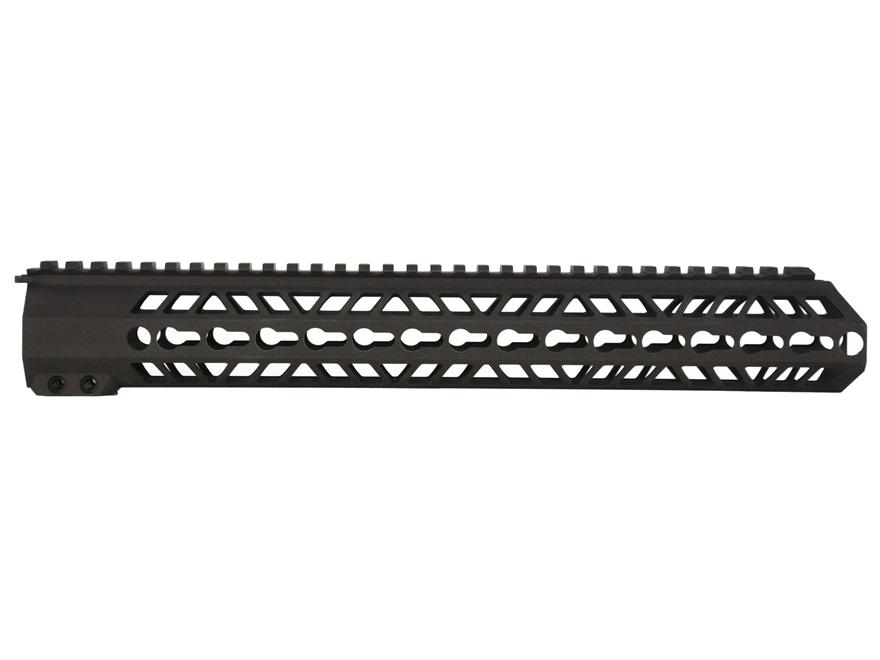 AR-Stoner Free Float KeyMod Handguard AR-15 Aluminum Black