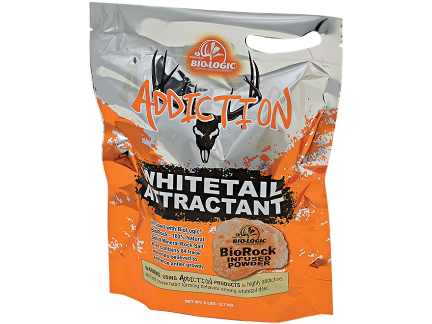 BioLogic Whitetail Addiction Deer Supplement Powder 6lb