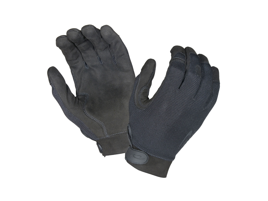 Hatch Task Medium Shooting Gloves Synthetic Black