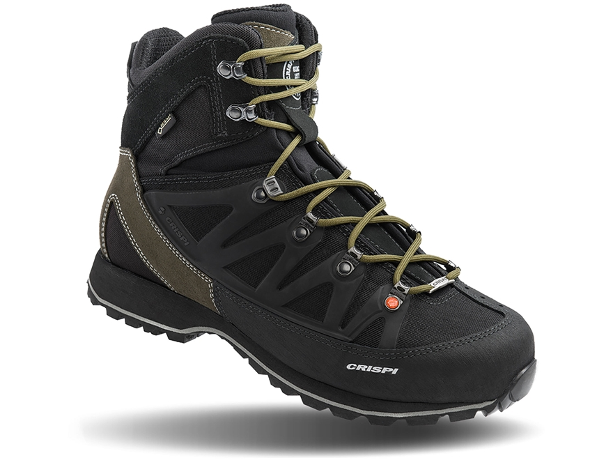"Crispi Thor GTX 8"" Waterproof Uninsulated Hiking Boots Leather Men's"