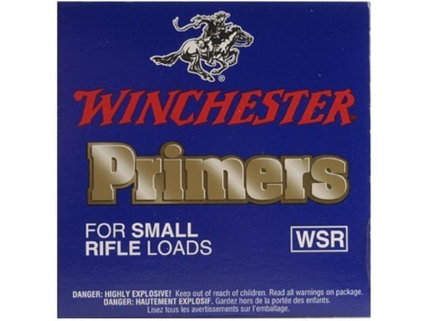 Winchester Small Rifle Primers #6-1/2