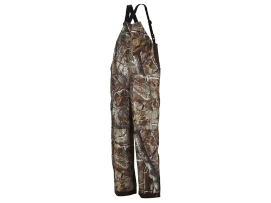 Columbia Sportswear Men's Trophy Shot Waterproof Insulated Bibs Polyester Realtree AP C...