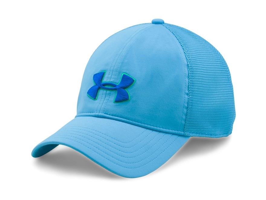 Under Armour UA Classic Mesh Back Cap Polyester Carolina Blue