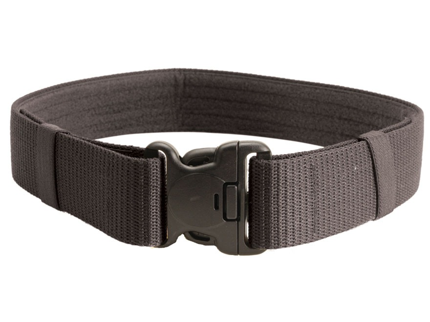 "BLACKHAWK! Enhanced Military Web Belt 2-1/4"" with 3-Point Release Nylon Web"