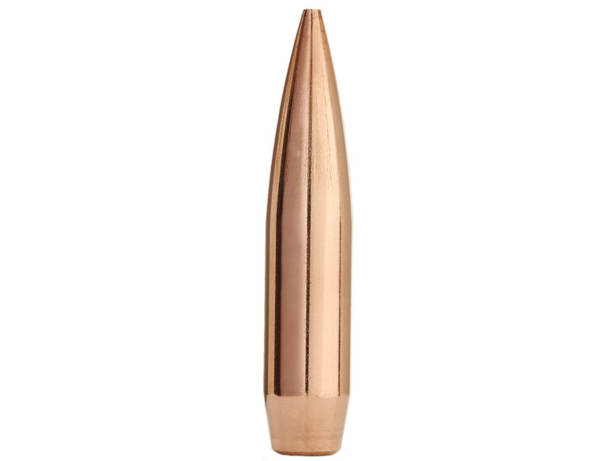 Sierra MatchKing Bullets 338 Caliber (338 Diameter) 300 Grain Hollow Point Boat Tail