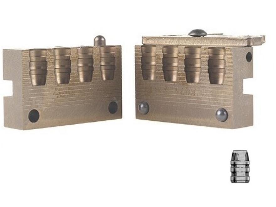Saeco 4-Cavity Bullet Mold #418 41 Remington Magnum (411 Diameter) 220 Grain Semi-Wadcu...
