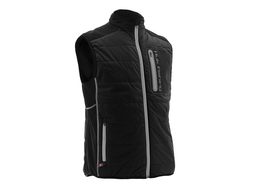 Huk Men's Tetra Vest Polyester and Primaloft