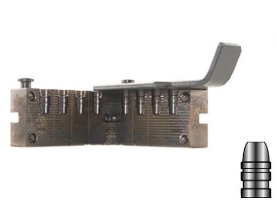 Lyman 4-Cavity Bullet Mold #358477 38 Special, 357 Magnum (358 Diameter) 150 Grain Semi...