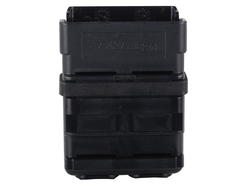 ITW FastMag Gen IV Single Magazine Pouch AR-15 MOLLE/Duty Belt Compatible Polymer
